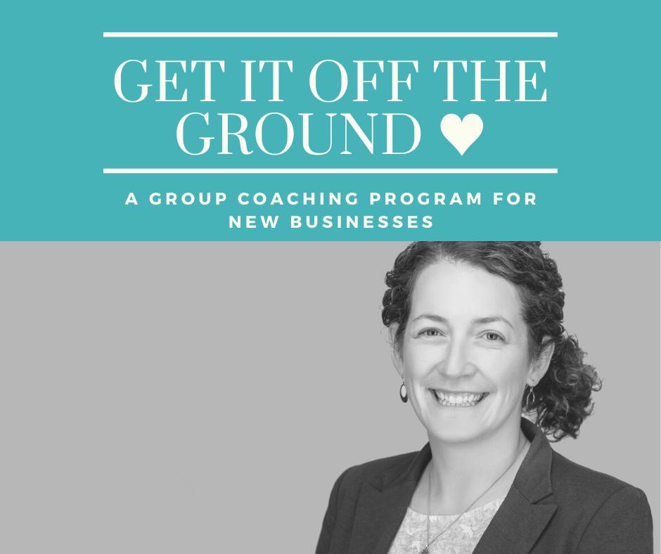 Group coach for entrepreneurs